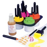 Fluorescent Solvent Paint Kit