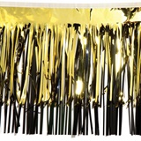 "2 Color Metallic Fringe 15"" x 10'"