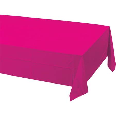 Polyvinyl Tablecover - 54 in. x 108 in.