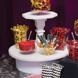 White Candy Stand