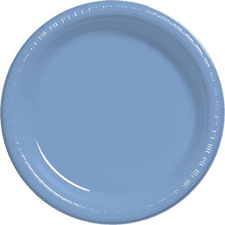 9 in Plastic Plates 20 Package