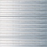 Heavy-Duty Corrugated Paper - Metallic Silver