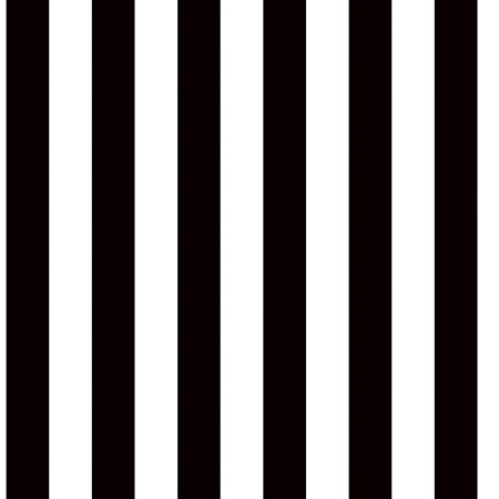 Black and White Striped Corrugated Paper