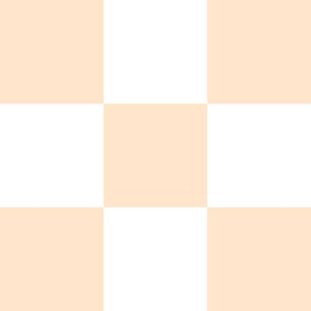 Beige and White Checkerboard Flat Paper