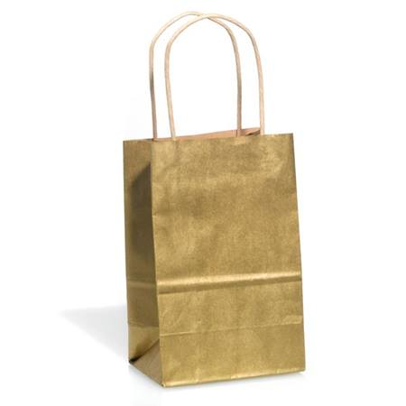 Small Kraft Gift Bag