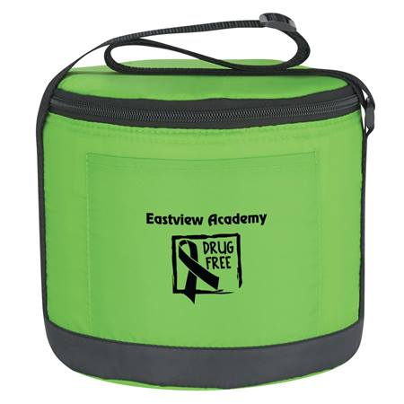 Round Cooler Bag - Polyester