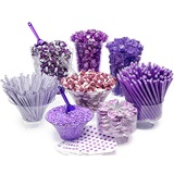 Candy Buffet Kit - Purple