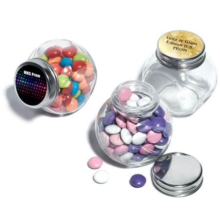 Full-color Candy Jar