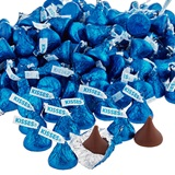 Hershey's Kisses® Chocolate Candies - Dark Blue