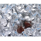 Hershey's Kisses® Chocolate Candies - Silver