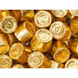 Gold Foil-wrapped Rolo® Chocolate Candies