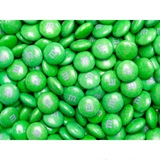 Green M&M's® Milk Chocolate Candy - 2 lbs.