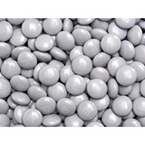 Silver M&M's® Milk Chocolate Candy - 2 lbs.