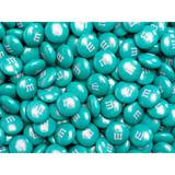 Teal M&M's® Milk Chocolate Candy - 2 lbs.