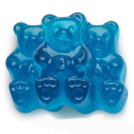 Gummy Bears - Blue Raspberry