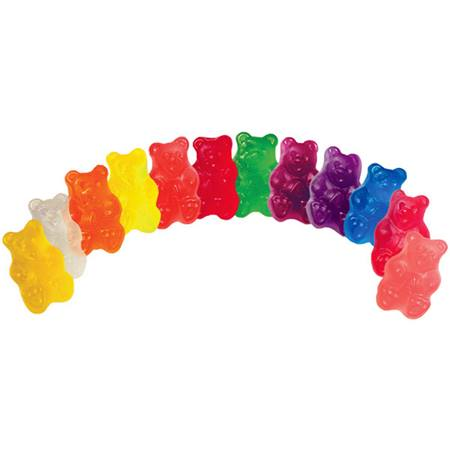 Gummy Bears - Assorted Flavors