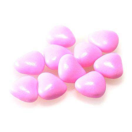Tiny Candy Hearts - Pink