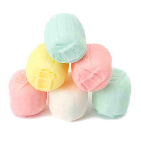 Buttermint Cream Candies - Assorted Pastel