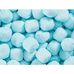 Buttermint Cream Candies - Blue