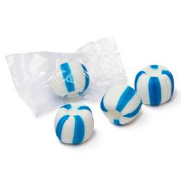Meltaway Crumble Candies - Blue and White