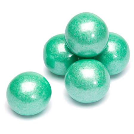 Gumballs - Pearlescent Turquoise