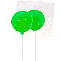 Lollipops - Green Lime