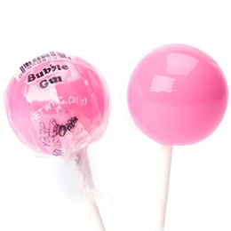 Gourmet Lollipops - Bubble Gum