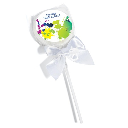 Full-color Lollipop - Make A Splash