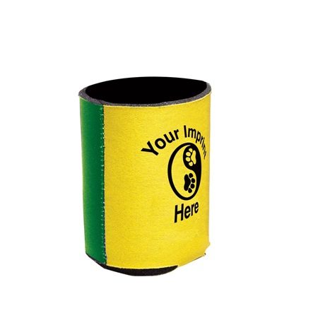 Two-color Can Koozie