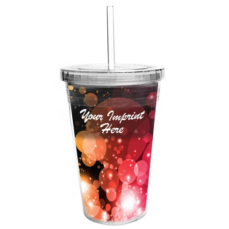 Tumbler with Full-color Insert - Funtastic
