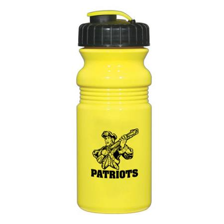 Neon Fitness Bottle Sipper-20oz