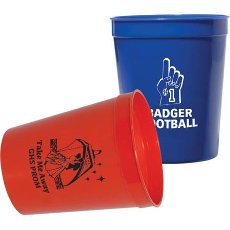 Smooth Stadium Cup-16oz