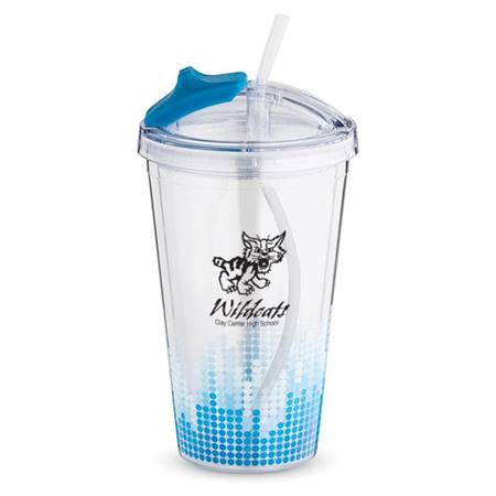 16 oz. Soundwave Tumbler