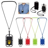 Silicone Lanyard/Phone Holder