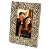 Gold Diamond-cut Frame