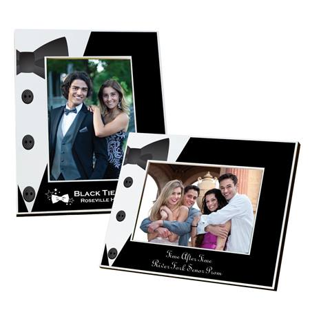 Full-color Frame - Formal Tuxedo