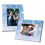 Full-color Frame - Snowflakes