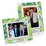 Full-color Budget Frame - Tropical Palms