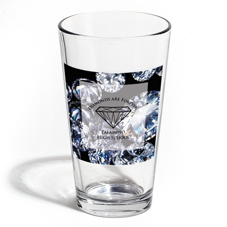 Full-color Cardini Tumbler - Bling Stones