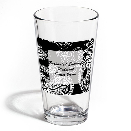 Full-color Cardini Tumbler - Paisley