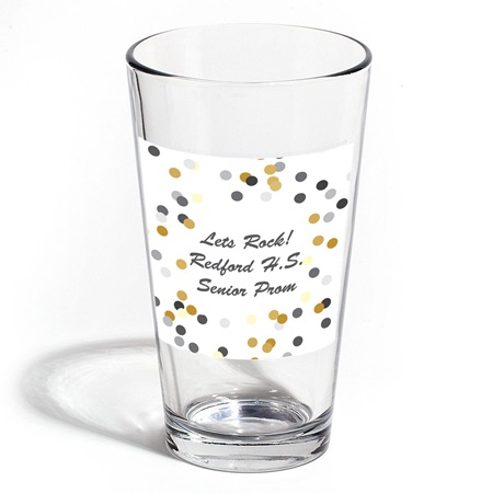Full-color Cardini Tumbler - Metallic Dots