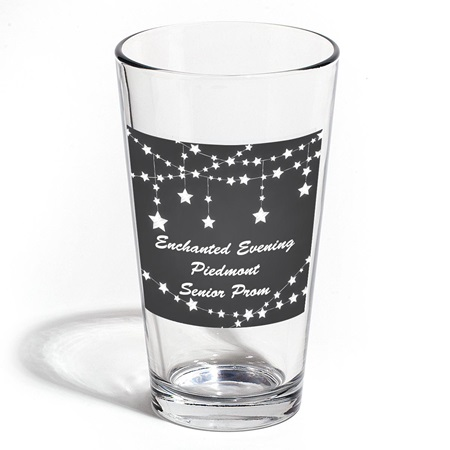 Full-color Cardini Tumbler - Hanging Stars