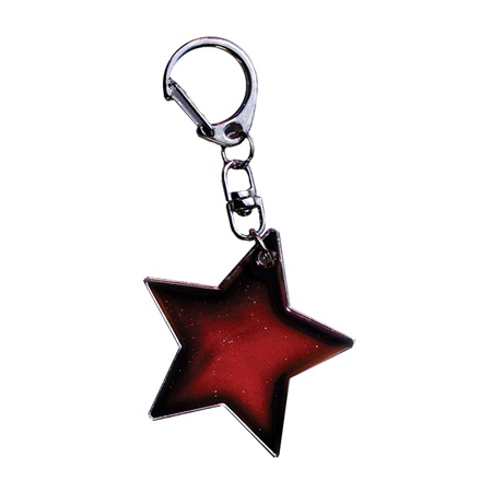 Star Mood Key Chain