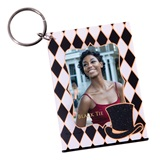 Wonderland Photo Key Chain