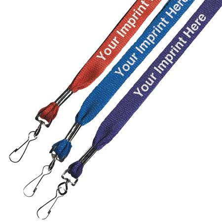 5 Day Cotton Lanyard