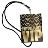 Football Player VIP Pass