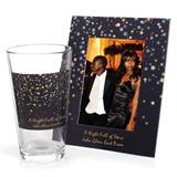 Full-color Frame and Tumbler Favor Set - Starry Sky