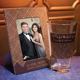 Full-color Frame and Tumbler Set - Fancy Diamonds