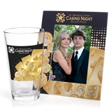 Full-color Frame and Tumbler Favor Set - Gold Jackpot