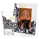 Full-color Frame and Tumbler Favor Set - Ornate Filigree